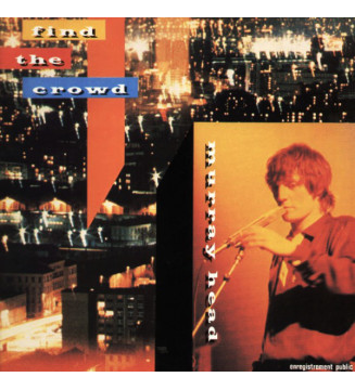 Murray Head - Find The Crowd (LP, Album) mesvinyles.fr