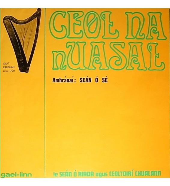 Seán Ó Riada, Ceoltóirí Chualann - Ceol Na Nuasal (LP, Album) mesvinyles.fr