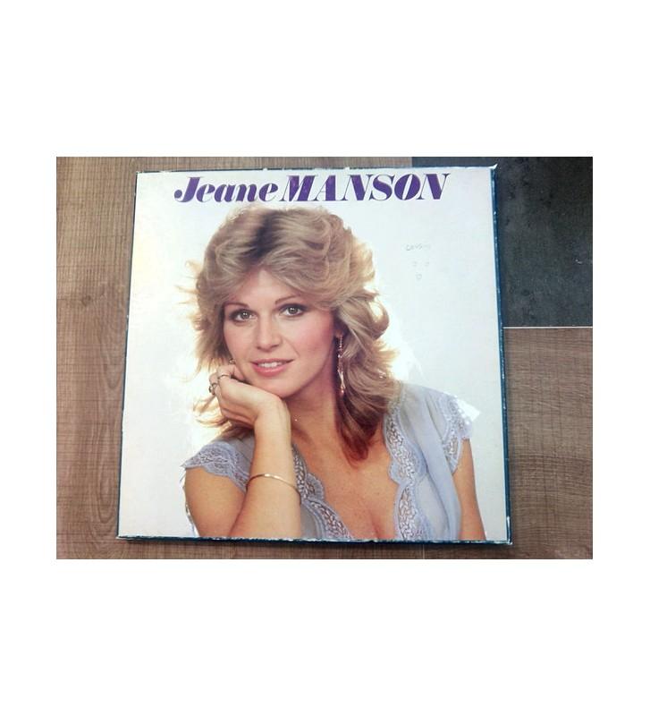 Jeane Manson - Les Grands Succès (LP, Comp) mesvinyles.fr