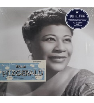 Ella Fitzgerald - Let's Do It / Selected Singles & EP's 1956-1957 (LP, Comp, RM, Cle) mesvinyles.fr