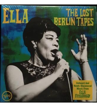 Ella Fitzgerald - The Lost Berlin Tapes (2xLP) mesvinyles.fr