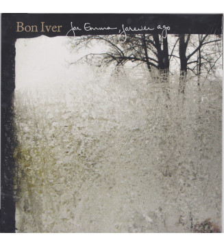 Bon Iver - For Emma, Forever Ago (LP, Album, RE) mesvinyles.fr
