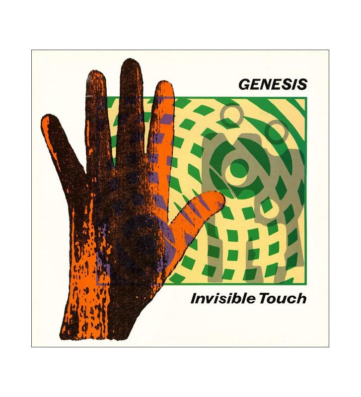 Genesis - Invisible Touch (LP, Album) mesvinyles.fr