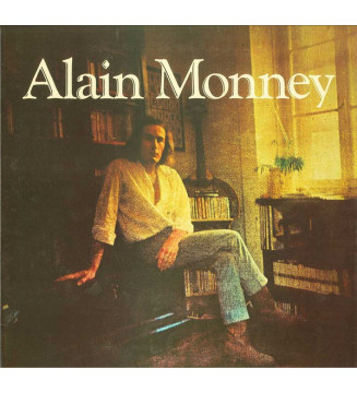 Alain Monney - Alain Monney (LP, Album) mesvinyles.fr