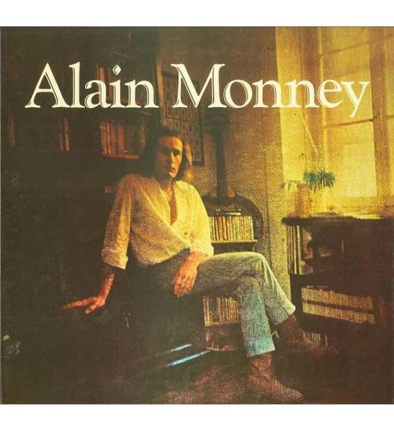 Alain Monney - Alain Monney (LP, Album)