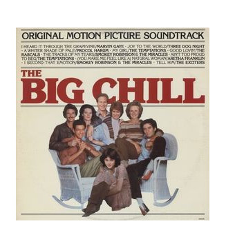 The Big Chill - Original Motion Picture Soundtrack mesvinyles.fr