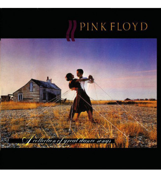 Pink Floyd - A Collection Of Great Dance Songs (LP, Comp, RE, RM, 180) mesvinyles.fr