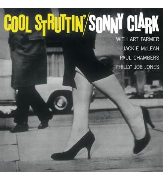 Sonny Clark - Cool Struttin' (LP, Album, RE, 180) mesvinyles.fr