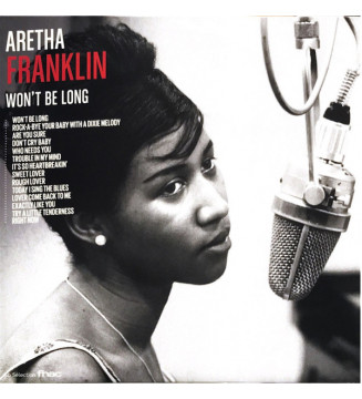 Aretha Franklin - Won't Be Long (LP, Comp, Club, S/Edition, Sél) mesvinyles.fr