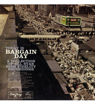 Various - Today Is Bargain...