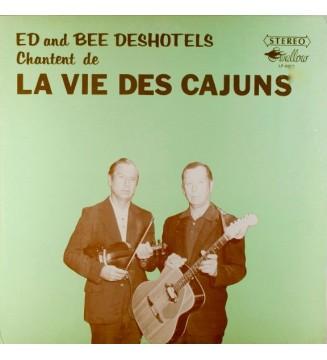 Ed & Bee Deshotels - Chantent De La Vie Des Cajuns (LP, Album) mesvinyles.fr