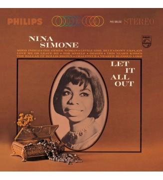 Nina Simone - Let It All Out (LP, Album, RE) mesvinyles.fr