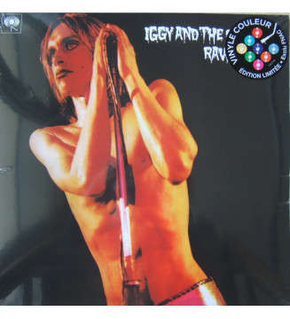 Iggy And The Stooges* - Raw Power (2xLP, Album, Ltd, RE, RM, RP, Ora) mesvinyles.fr