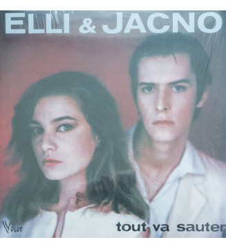 Elli & Jacno - Tout Va Sauter (LP, Album, RE, RP, Red) mesvinyles.fr