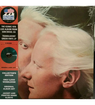 Johnny* & Edgar Winter - Together (LP, Album, Ltd, Tra) mesvinyles.fr