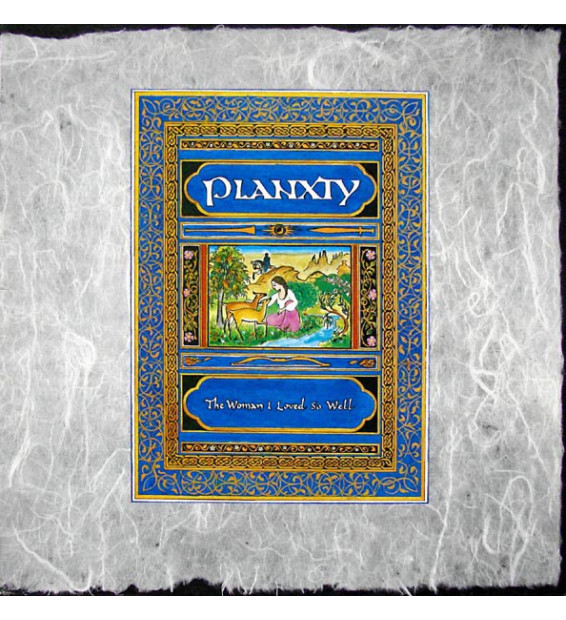 Planxty - The Woman I Loved So Well (LP, Album) mesvinyles.fr