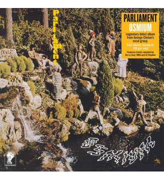 Parliament - Osmium (LP, Album, RE, 180) mesvinyles.fr