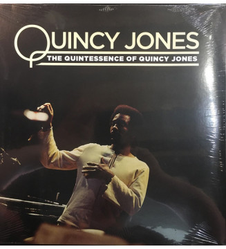 Quincy Jones - The Quintessence Of Quincy Jones (LP, Album, Comp, RM) mesvinyles.fr