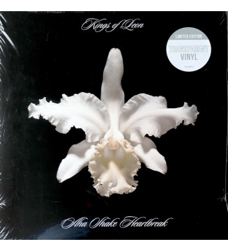 Kings Of Leon - Aha Shake Heartbreak (2xLP, Album, Ltd, RE, Tra) mesvinyles.fr