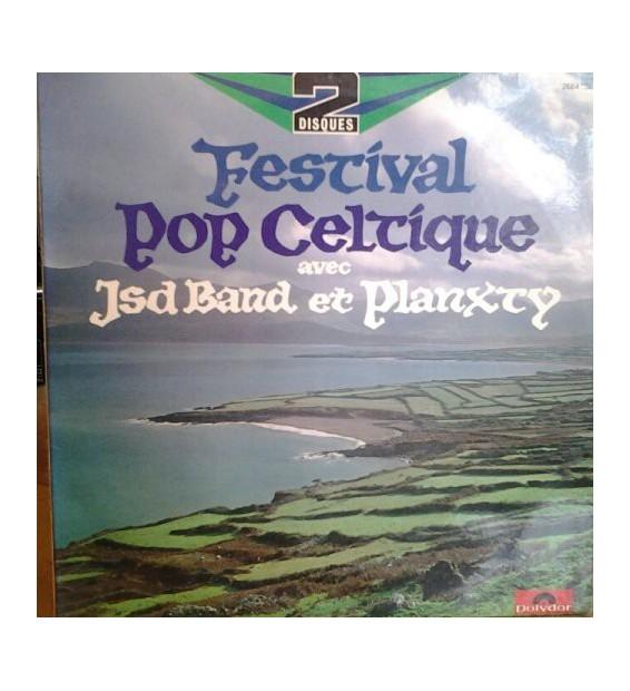 JSD Band* Et Planxty - Festival Pop Celtique (2xLP, Comp) mesvinyles.fr
