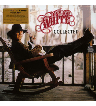 Tony Joe White - Collected (2xLP, Comp, Ltd, Num, RE, Red) mesvinyles.fr