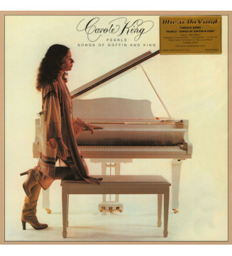 Carole King - Pearls (Songs Of Goffin And King) (LP, Album, RE, 180) mesvinyles.fr