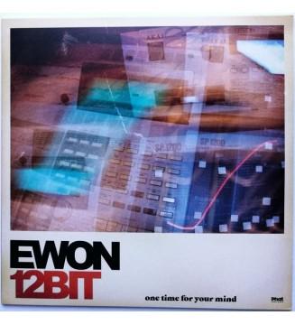 ewon12bit - One Time For Your Mind (LP, Album, Ltd, Num, 180) mesvinyles.fr