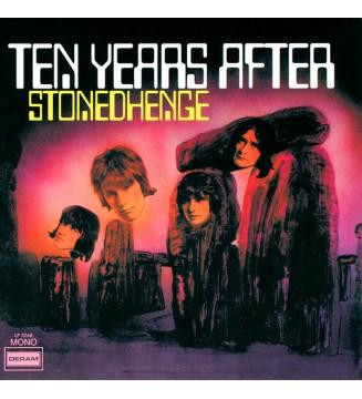 Ten Years After - Stonedhenge (LP, Album, Mono, RE, Gat) mesvinyles.fr