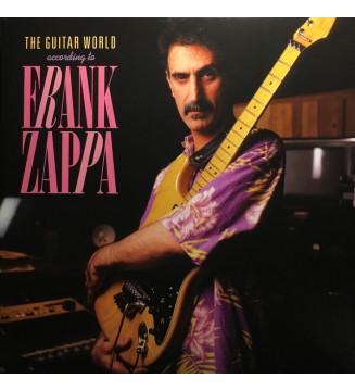 Frank Zappa - The Guitar World According To Frank Zappa (LP, Ltd, Num, RE, RM, Cle) mesvinyles.fr