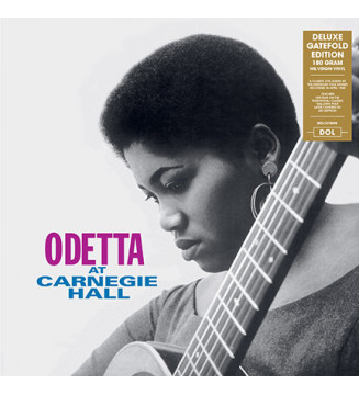 Odetta - At Carnegie Hall (LP, Album, Mono, RE, 180) mesvinyles.fr