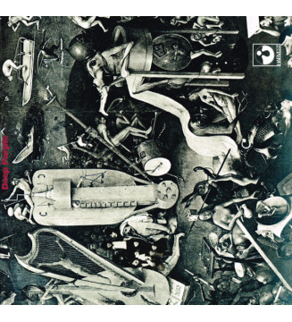Deep Purple - Deep Purple (LP, Album, RE, RM, Gat) mesvinyles.fr