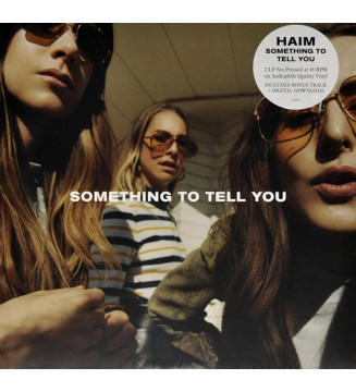 Haim (2) - Something To Tell You (2xLP, Album) mesvinyles.fr