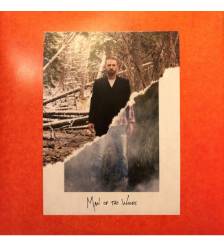 Justin Timberlake - Man Of The Woods (2xLP, Album, Gat) mesvinyles.fr