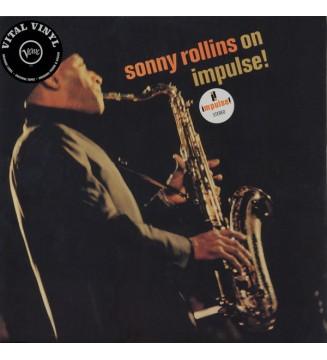 Sonny Rollins - On Impulse! (LP, Album) mesvinyles.fr