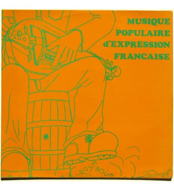 Various - Musique Populaire D'expression Française (LP, Album) mesvinyles.fr