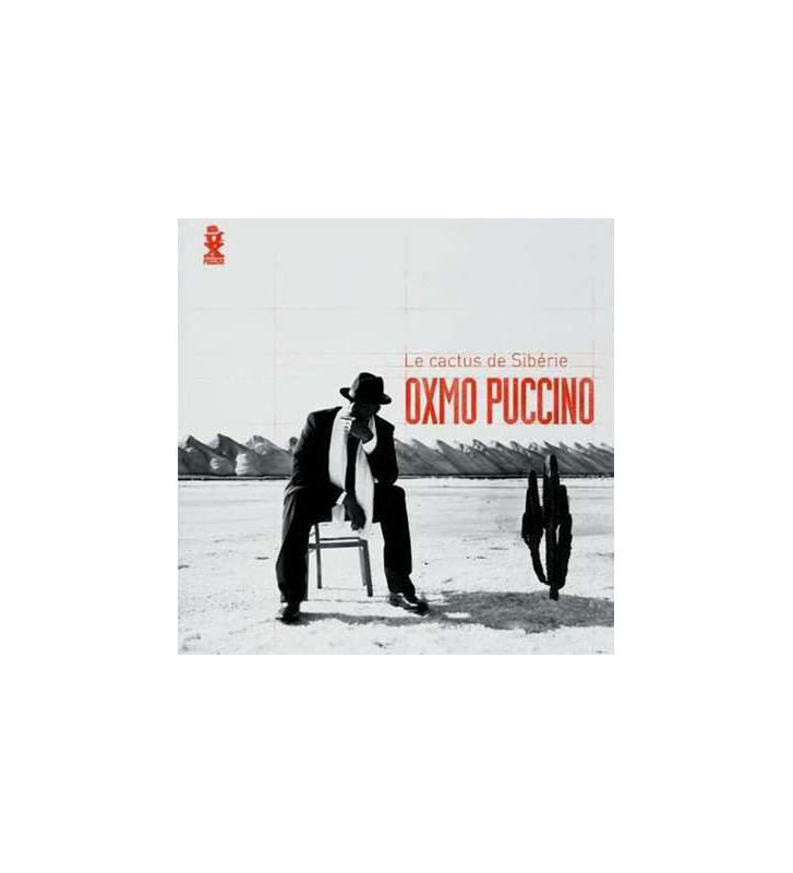 Oxmo Puccino - Le Cactus De Sibérie (2xLP, Album, RE) mesvinyles.fr new