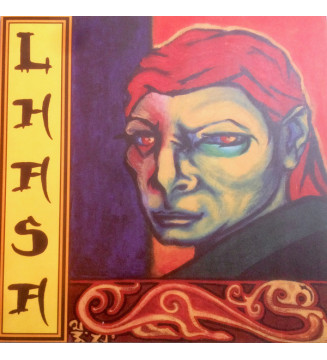 Lhasa* - La Llorona (LP, Album, Ltd, Num) mesvinyles.fr new