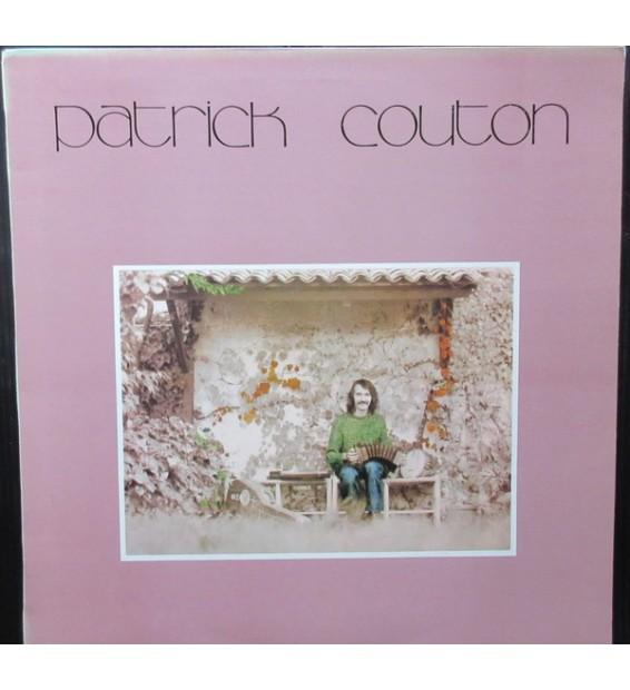 Patrick Couton - Patrick Couton (LP) mesvinyles.fr