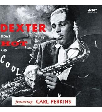 Dexter Gordon - Dexter Blows Hot And Cool (LP, RE, 180) mesvinyles.fr