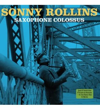 Sonny Rollins - Saxophone Colossus (2xLP, Comp) mesvinyles.fr