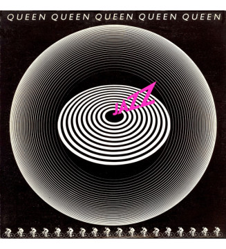 Queen - Jazz (LP, Album, Emb) mesvinyles.fr