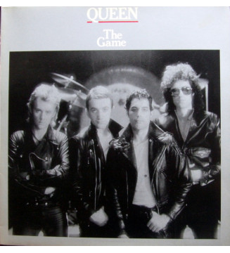 Queen - The Game (LP, Album) mesvinyles.fr