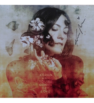 Keren Ann - You're Gonna Get Love (LP, Album) mesvinyles.fr