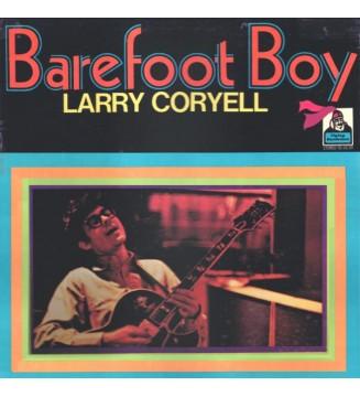 Larry Coryell - Barefoot Boy (LP, Album, Gat) mesvinyles.fr