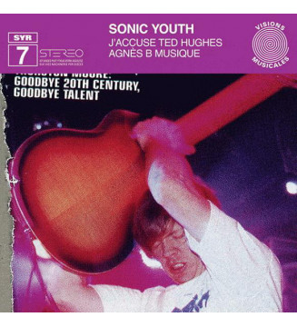 Sonic Youth - J'accuse Ted...