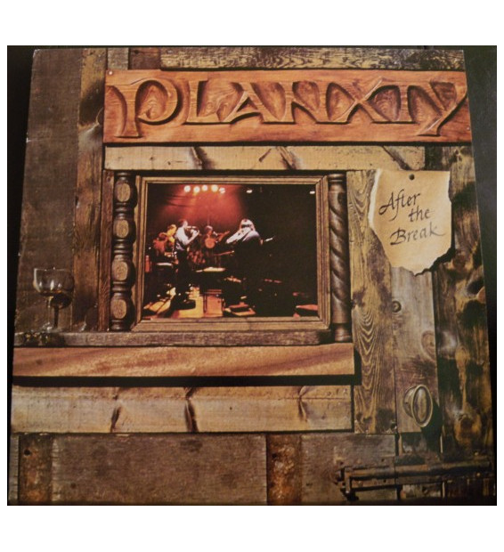 Planxty - After The Break (LP, Album)