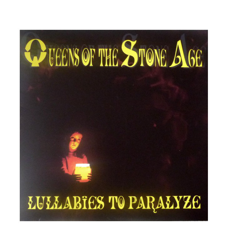 Queens Of The Stone Age - Lullabies To Paralyze (LP, 180 + LP, S/Sided, Etch, 180 + Album, RE, Gat) mesvinyles.fr