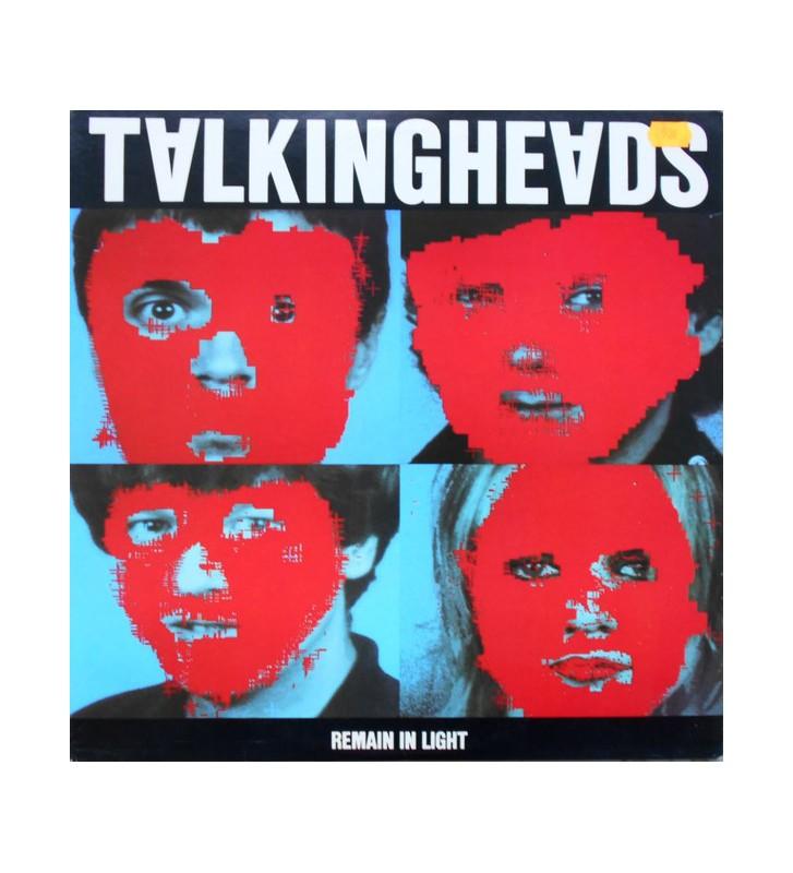 Talking Heads - Remain In Light (LP, Album, Win) mesvinyles.fr
