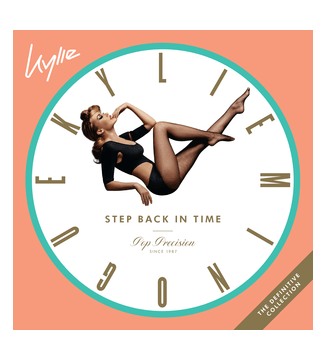 Kylie* - Step Back In Time...