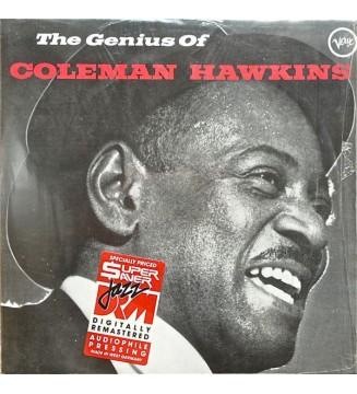 Coleman Hawkins - The Genius Of Coleman Hawkins (LP, Album, RE, RM) mesvinyles.fr